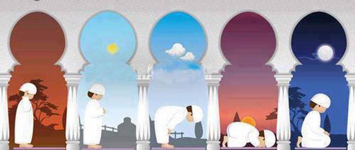 Şafii mezhebine göre namaz kılma görüntülü 5 vakit namaz nasıl kılınır hangi dualar okunur