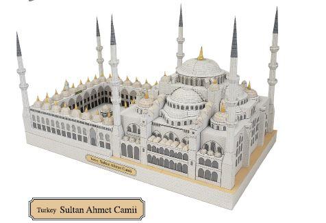 Cami Maketi Nasıl Yapılır | Malzemeleri Nelerdir | Ne Kadar Zaman Alır?