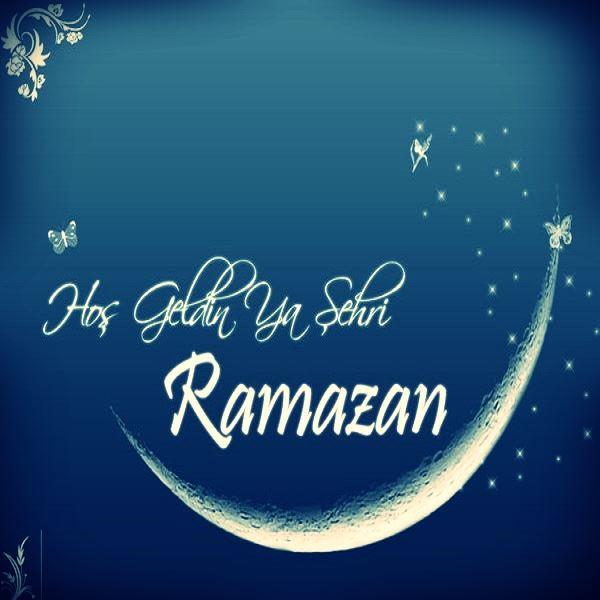 Ramazan ayı ile ilgili resimli sözler