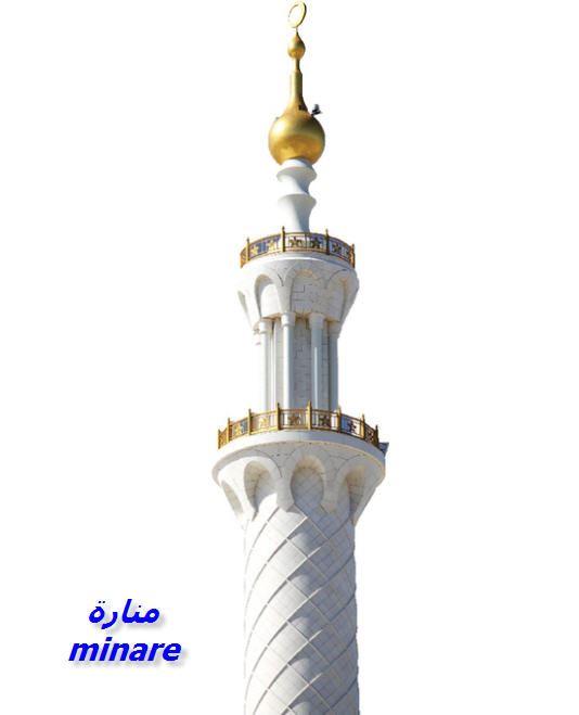 Bir minarenin standart uzunluğu