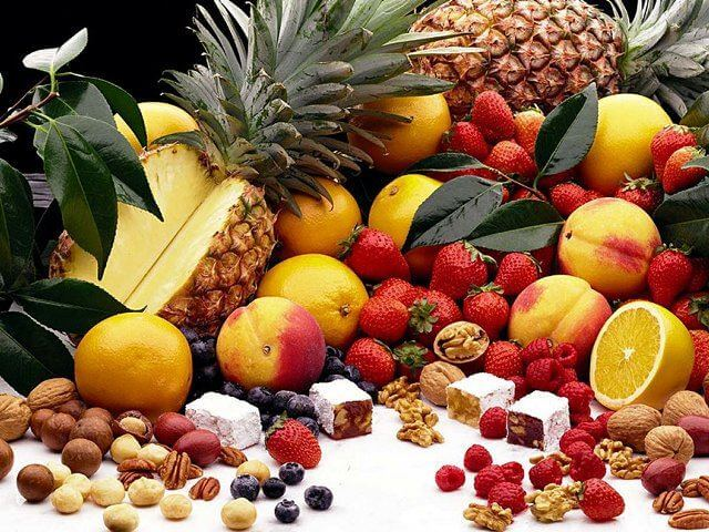 Hadis-i şeriflerde tavsiye edilen sebze ve meyveler